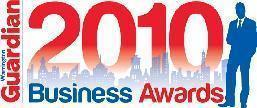 Warrington Business Awards Best Tourism Experience of the Year 2010