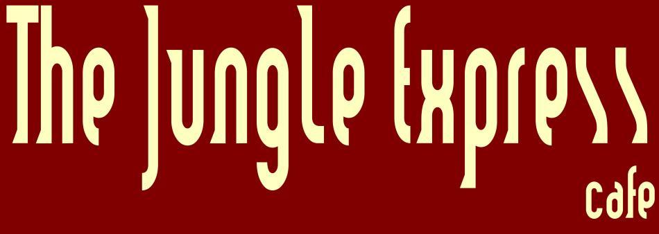 Jungle Express Cafe Logo