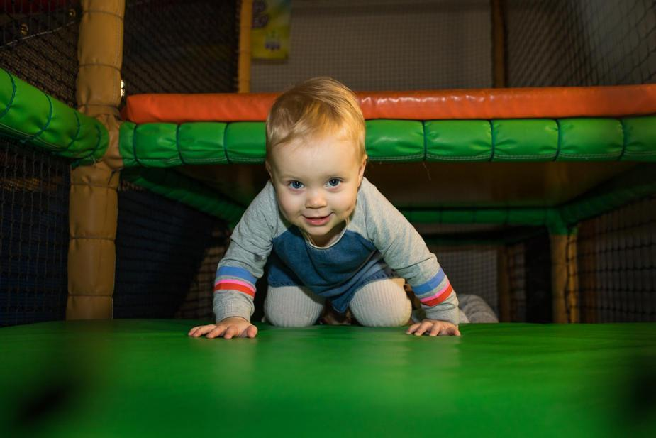Toddler Area Baby Climbing