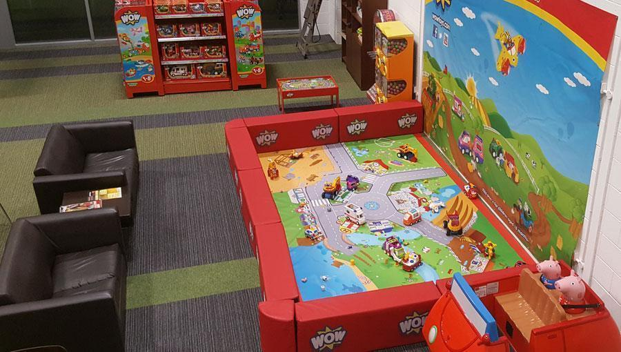 Wow Play Area